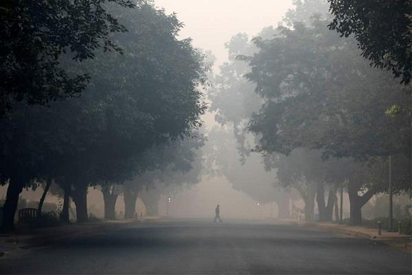 delhi s air quality improvement after the rain