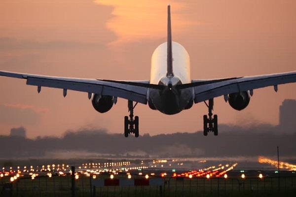after 55 months there was a large in the number of domestic air passengers