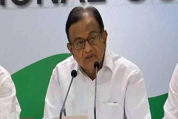 if godse is patriot then i am happy to be anti national chidambaram