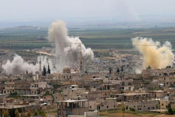 35 fighters die in conflict in northwestern syria