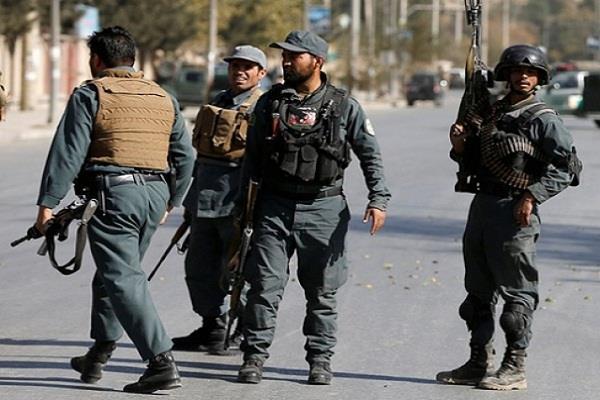 17 police jawans die in nato air strikes in afghanistan