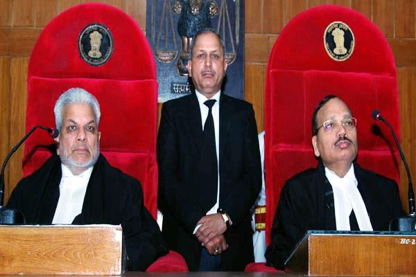 judge dharmachand chaudhary