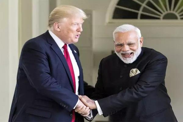 trump greeted modi by calling him will meet in both g20
