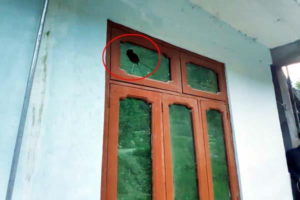 attack on office of cpim