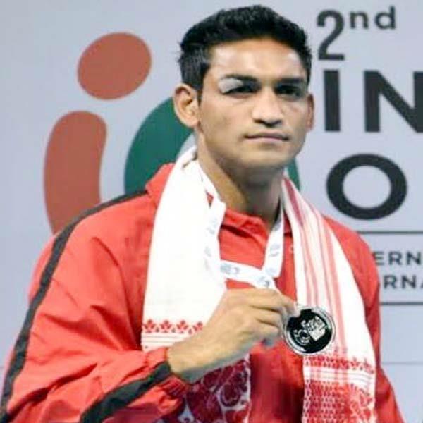 boxing player ashish choudhary