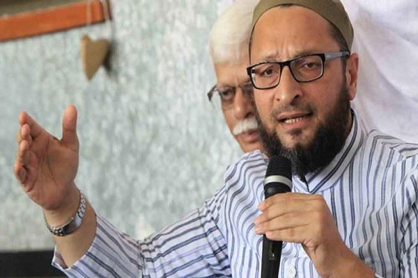 owaisi and chavan have a sharp target on the prime minister