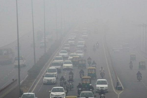 delhi s air quality is extremely bad possibility of improvement travel