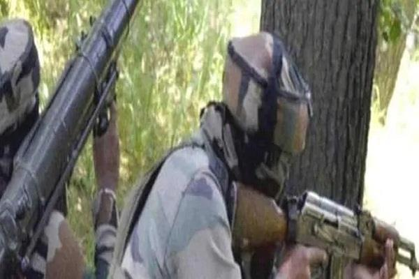pakistan again broke seizure mortar stamped in poonch sector