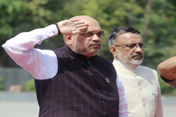 home minister shah greeted yuvraj