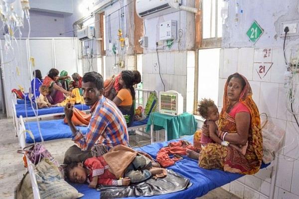 encephalitis epidemic central health ministry central government negligence