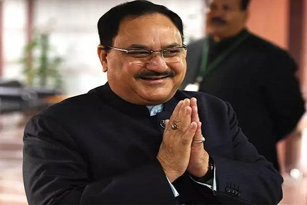 will strengthen the bjp as a worker nadda