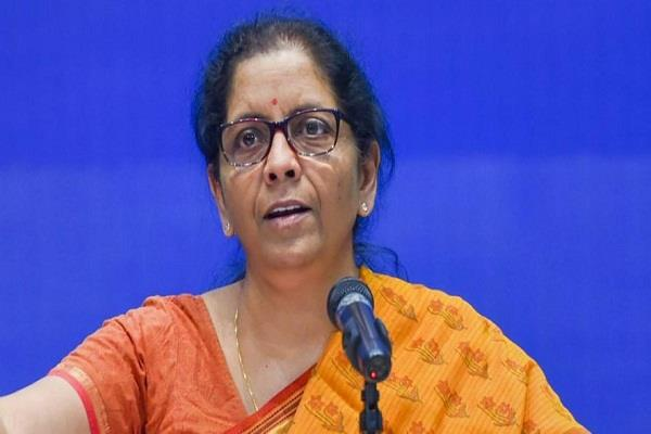 nirmla sitharaman inherited great challenges