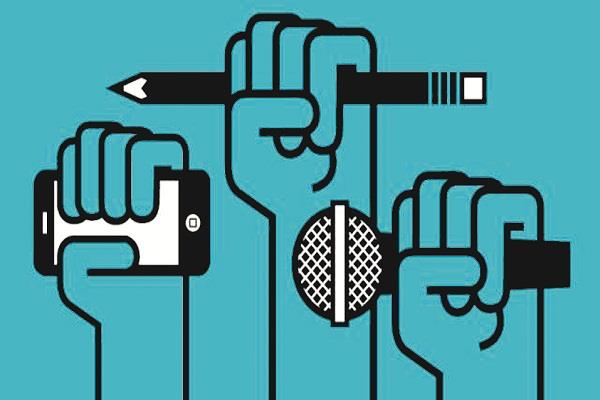 media acted as a  keeper of democracy