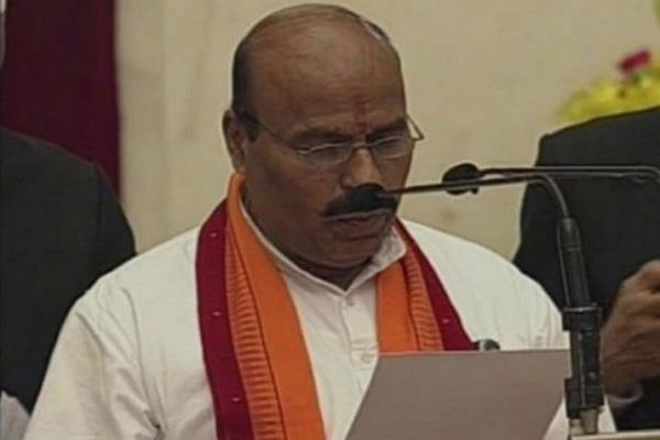 dr virendra kumar will take oath today by protem speaker