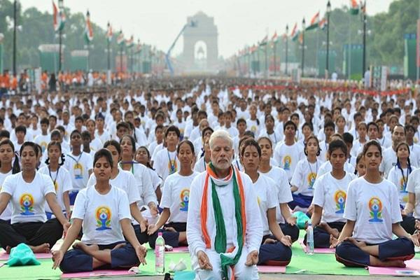 international yoga day pm modi will do yoga in ranchi