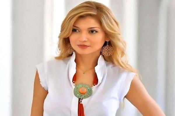 daughter of former president of uzbekistan returned  1 2 billion to the govt