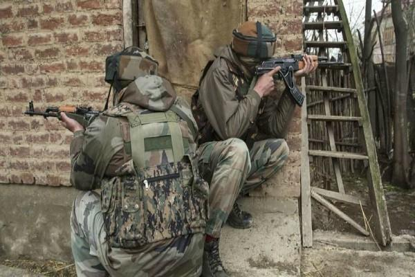 j k security forces killed 1 militant in encounter in sopore