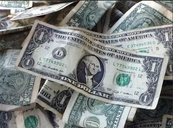 foreign exchange reserves at the highest level of 13 months