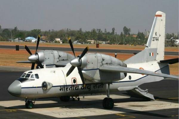 an 32 aircraft not found even after 100 hours