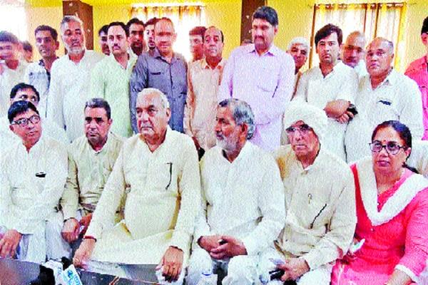 manohar lal swears state through rajkumar saini bhupendra hooda