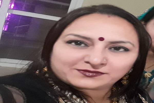bjp s women s front s western board president did suicide