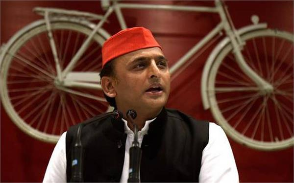 the future of youth in the bjp government is in danger akhilesh
