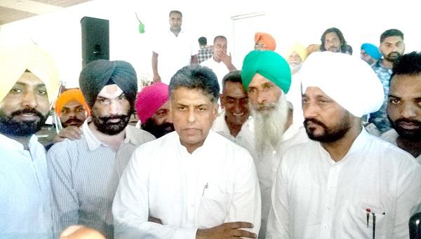 workers to start preparations for 2022 assembly elections now manish tewari