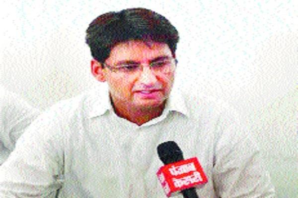 congress will create hooda s leadership dipendra