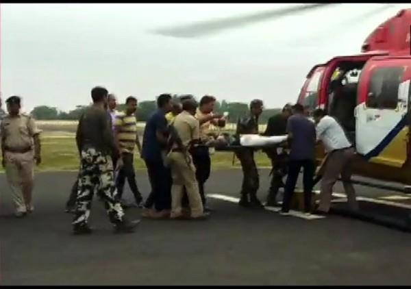 jharkhand encounter in dumka 1 jawan martyr and 4 5 naxals have been shot