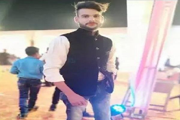 bjp leader rishab jain s body massacre