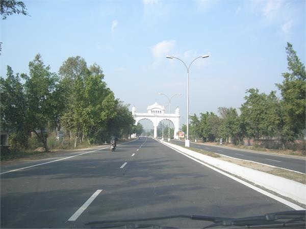 garhshankar anandpur sahib naina devi road will be spent on 25 crores