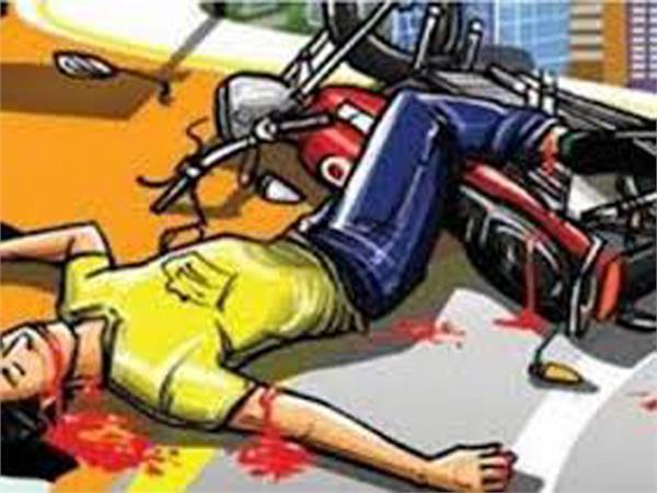 bike rider death due to car collision