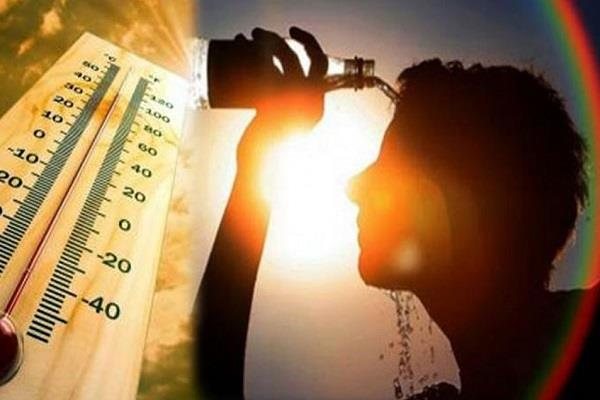 temperature breaks record of 40 years in mp