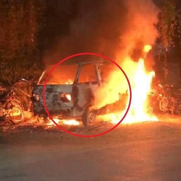 a terrible fire in shimla