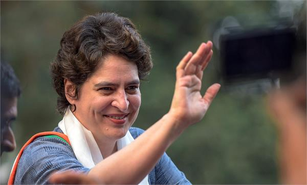 priyanka gandhi to meet regularly with workers hurricane tour in up