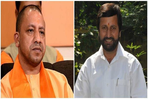 cm yogi expresses condolence over prakash pant demise