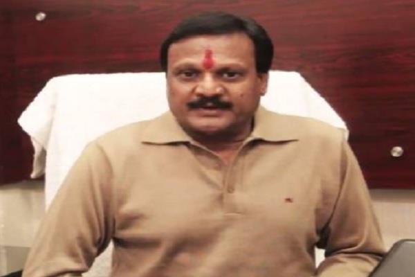 a big statement of minister sajjan singh verma