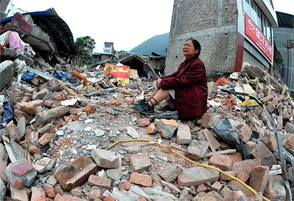 china emergency activated for earthquake in sichuan