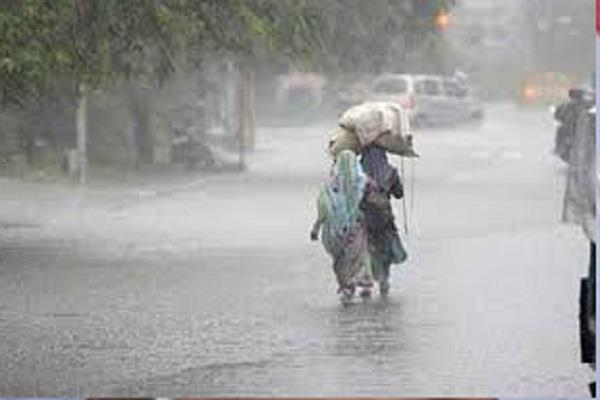 rain gave relief from heat celestial power killed 4 people
