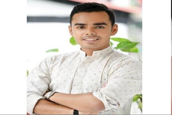 shivraj s son raised questions on kamal nath s transferred industry