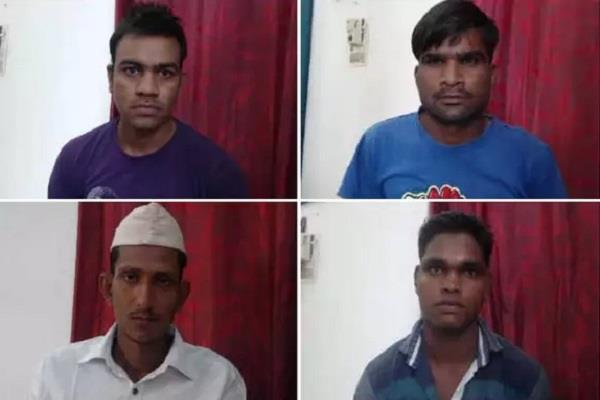 4 prisoners absconding from nimach jail