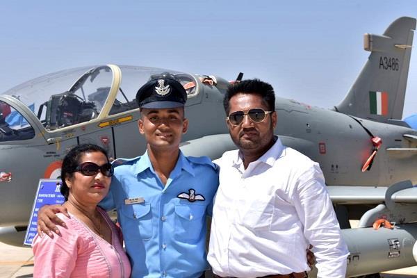 gagandeep fighter pilot