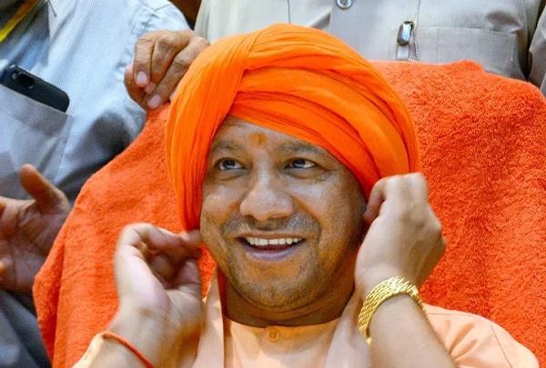 yogi congratulated the people on ganga dussehra