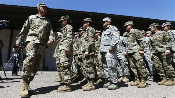 us deploys 1 000 more troops to west asia amid iran tensions