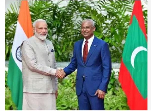 in relief to india maldives may scrap ocean deal with china
