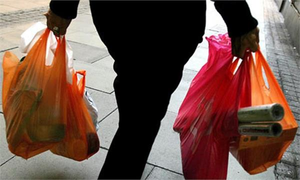 kanpur at once to become a polythene free district