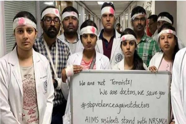 bengal doctors strike in delhi and maharashtra patients upset