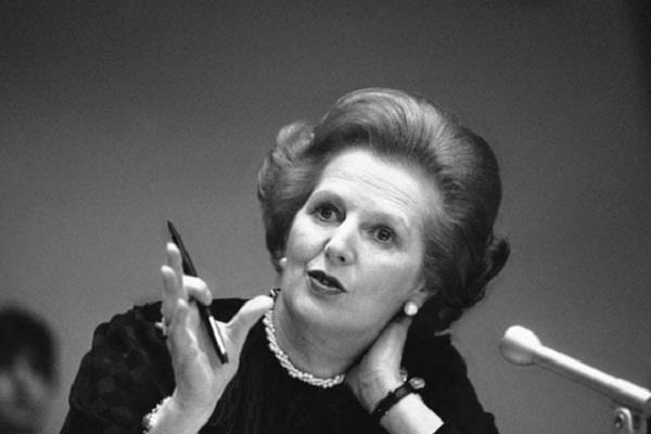 history of the day margaret thatcher james cook australia
