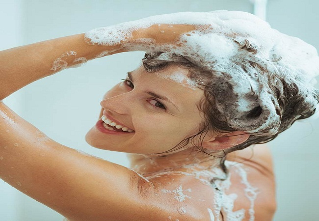 PunjabKesari, Hair Wash, बाल धोना