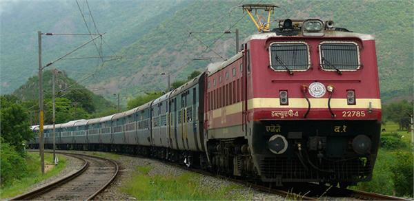 5 trains running from chandigarh will get massage facilities